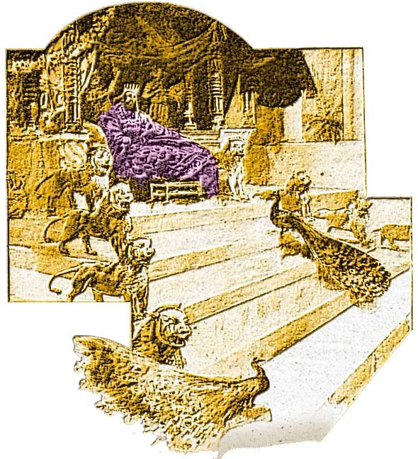 Æ king solomon s throne