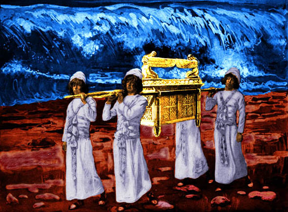 AE The Characteristics Of The Ark Of The Covenant