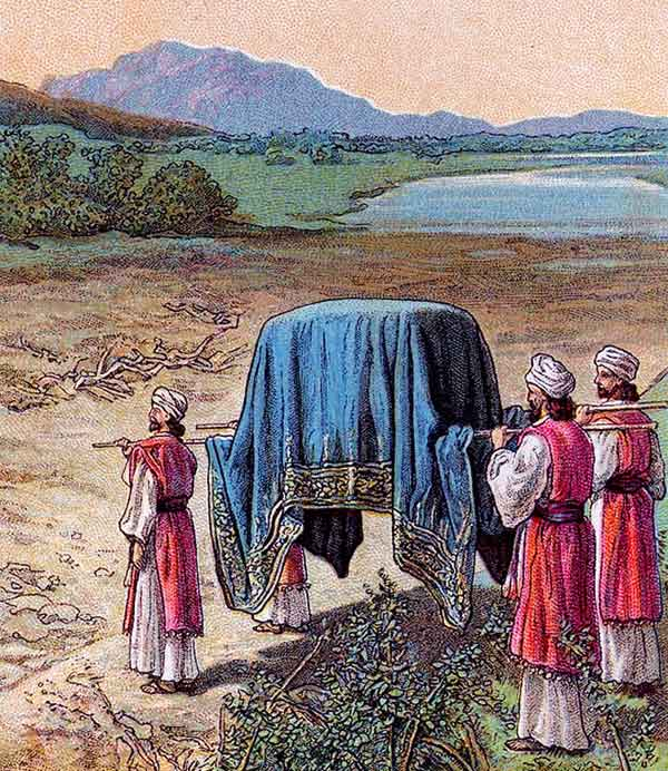 Æ Characteristics of the Ark of the Covenant